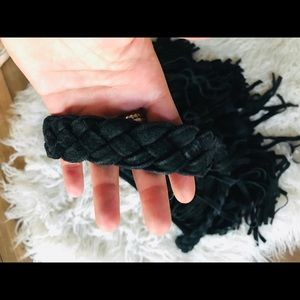 Handbags - Fringe black JJ winters Boho Bag!